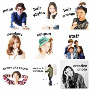 Facebookページの改装がまもなく完成いたします☆会員特典やクーポンなどのコンテンツが増えますので是非一度ご覧下さい! @crossover_official #nagoya #hairsalon #facebook